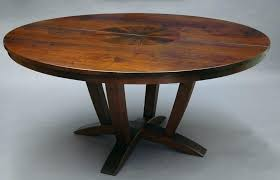 round expandable dining room table expanding image of inside prepare 11