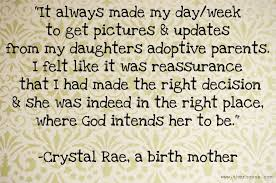 Important Quotes 27 Best Why Are Updates To Birth Parents So Important The R House Hope