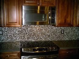 Glass Backsplash In Kitchen Kitchen Glass Backsplash Ideas Mosaic Glass Tile Backsplash 5849