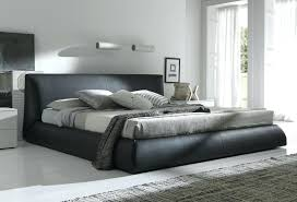 Black Modern Bed Awesome Modern Bed Frame With Regard To Contemporary Bed  Frames Decor Regarding Modern
