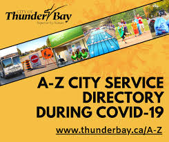 Government of ontario telephone directory. Use The A Z City Services Directory For City Of Thunder Bay Municipal Government Ontario Canada Facebook