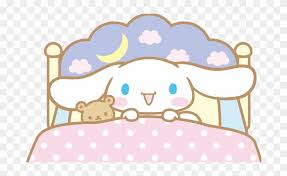Online shopping for great collection with promotional sales. Cinnamoroll Sleep Gotosleep Whitepuppy Puppy Cute Sanri Cinnamoroll Sanrio Sleep Free Transparent Png Clipart Images Download