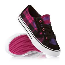 vans shoes black and purple. vans shoes - tory girls black/magenta purple black and e