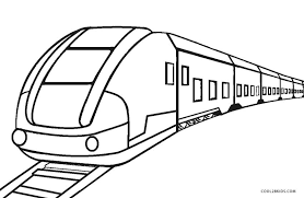 So, this activity will be a repetition for you. Free Printable Train Coloring Pages For Kids