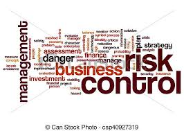 risk control word cloud concept clipart search illustration  risk control word cloud stock illustration