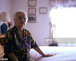 In this undated photo Dr.Erma Lawrence poses for a photo in her home...  News Photo - Getty Images