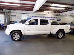 2015 Used Toyota Tacoma Tacoma Double Cab TRD SPORT LB 4WD at ...