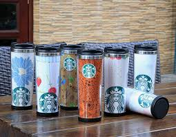 starbucks travel coffee mugs. Wonderful Travel Wholesale Creative Starbucks Travel Mugs MugStainless Steel Office Coffee  Cup Tea Cute City Mug Drinkware Gift Ceramic  Inside