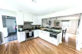 Open Concept Kitchen Design Creative