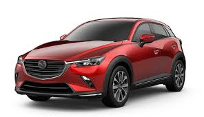 What Colors Does The 2019 Mazda Cx 3 Come In