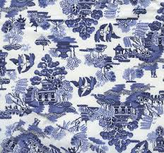 Blue Willow Pattern Amazing Inspiration Ideas