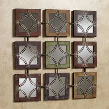 Decorative Mirror Groupings Mirrored Wall Decor Pictures Of Photo Albums Mirrored Wall Decor
