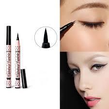 how make waterproof black eyeliner liquid eye liner pencil pen makeup high quality estics drop shipping cosmetic