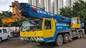 55 Ton Mobile Crane Zoomlion Qy55v Kwuntung Crane