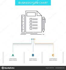Task Flow Chart Template Business List Plan Planning Task Business Flow Chart Design