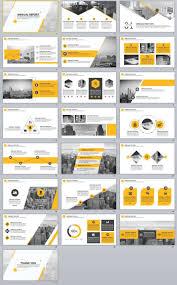 Design Presentation Templates 22 Best Annual Report Powerpoint Template Powerpoint