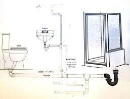 shower drain vent drain vent size shower drain pipe size what size drain pipe for shower shower drain vent