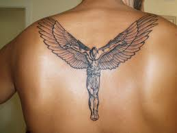 Cool Back Tattoos For Men Best Design Ideas