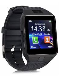<b>Часы</b> CARCAM SMART <b>WATCH DZ09 Black</b> CARCAM 9832302 в ...