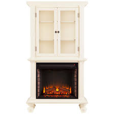 castlecreek electric stone fireplace heater 227153