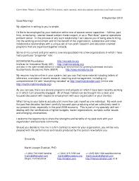 Martin Dudziak Cover Letter And Intro Ft Pt Cons Corp Ngo