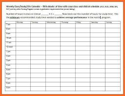 school schedule template school schedule template soap format