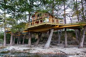 treehouse masters. A Treehouse That Impressed The \ Masters