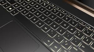 How To Turn On Keyboard Light On Hp Envy Hp Spectre 13 3 Laptop Review Thin Doesnt Have To Mean