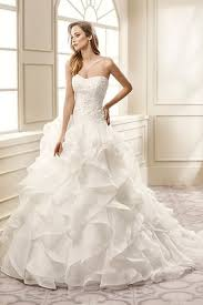 organza wedding dresses ruffled organza wedding dresses
