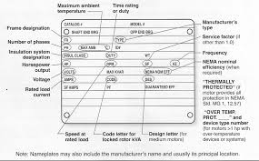 18 Genuine 3 Phase Motor Amp Draw Chart