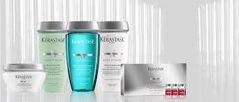 specifique hair care and scalp treatment