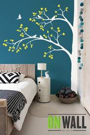 Bedroom Wall Paint Designs Amazing Decor Ee Wall Stickers Tree Bedroom Wall  Stickers