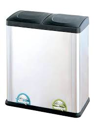 Recycle Bins For Home Stunning Recycling Bins For Home Organize It All Stainless Steel Step On