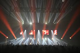 concert lighting for switchfootview image please add picture
