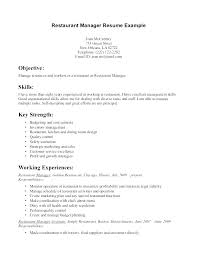 Resume Examples For Cashier Extraordinary Example Of Resume Objective For Cashier Feat Resume Examples For