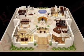 extraordinary 4 bed house plans indian model contemporary best