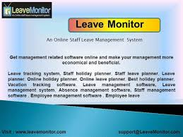 Vacation Planner Online Best Holiday Planner Vacation Tracking Software Leave