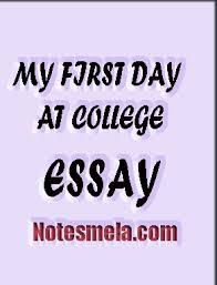 day in school essay 1st day in school essay