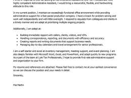 sample cover letter administrative administrative assistant fresh essays cover letter writing in response