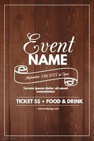 Create A Event Flyer Free Create The Perfect Poster Flyer Or Social Media Graphic By