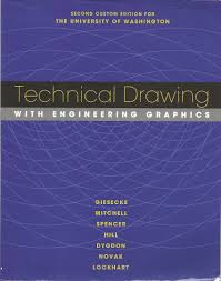 technical drawing with engineering graphics mitc spencer hill dygdon novak lockhart giesecke 9781256341352 amazon books
