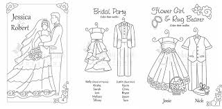 Wedding Coloring Book Clipart 57