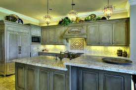 Olive Green Kitchen Cabinets Olive Green Painted Kitchen Cabinets