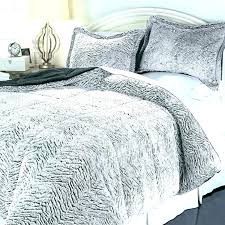 faux fur comforter set bed twin king real