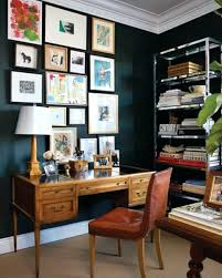office art ideas. Home Office Art Ideas Wall Great Colors Black Walls With F