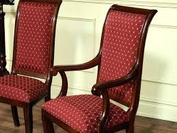 dining room how to upholster a chair excellent upholstering for awesome house average cost reupholster plan