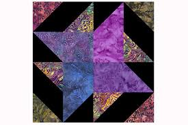 Free 8-Inch Quilt Block Patterns for Quilts of any Size & Jewel Tone Pinwheel Quilt Block Pattern Adamdwight.com