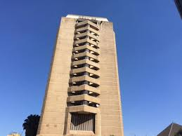 Image result for picture of zanu pf headquarters building in Harare