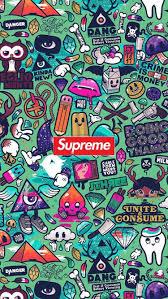 Supreme Design Wallpaper Supreme Graffiti Wallpaper Hypebeast Wallpaper Supreme
