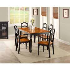 better home and gardens furniture. Amazon.com - Better Homes And Gardens Autumn Lane Table With Four Ladder Back Dining Chairs Black Oak For Great Meals Dinners Family Home Furniture A